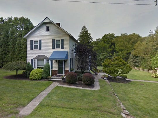 This Google Street View image shows the approximate location of 112 Schooleys Mtn Road in Washington. The property at this address changed hands in September 2019, when new owner bought the property for $361,000.