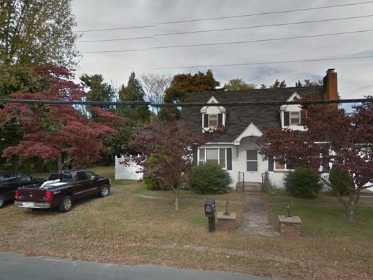 This Google Street View image shows the approximate location of 954 Chimes Terrace in Vineland. The property at this address changed hands in September 2019, when new owners bought the property for $141,000.