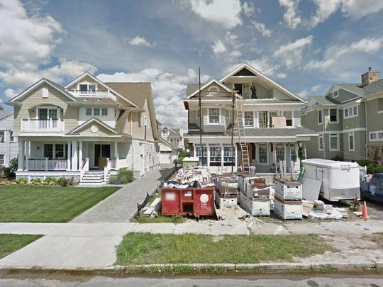 This Google Street View image shows the approximate location of 116 Pennsylvania Ave. in Spring Lake. The property at this address changed hands in July 2019, when the new owners bought the property for $2,750,000.