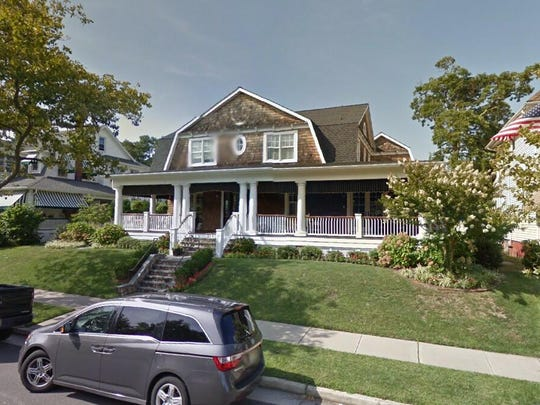 This Google Street View image shows the approximate location of 314 Lincoln Ave. in Avon. The property at this address changed hands in October 2019, when the new owners bought the property for $2,675,000.
