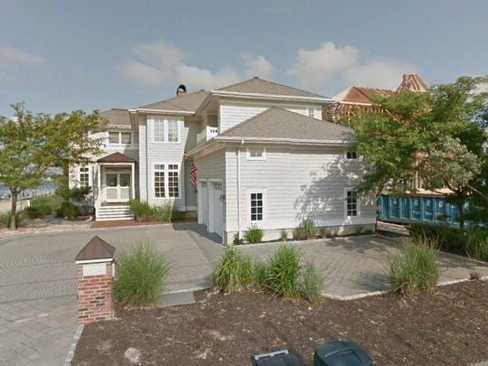 This Google Street View image shows the approximate location of 1114 Barnegat Lane in Mantoloking. The property at this address changed hands in September 2019, when the new owners bought the property for $2,675,000.