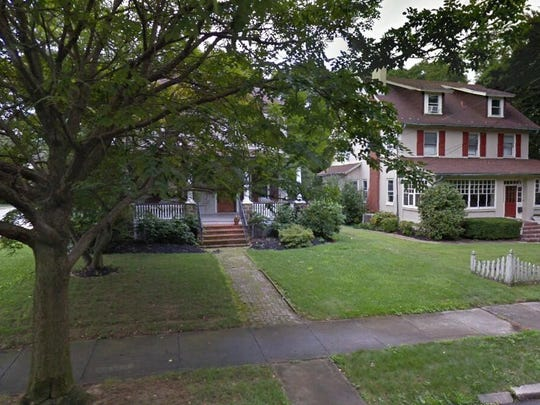 This Google Street View image shows the approximate location of 200 Chestnut St. in Moorestown. The property at this address changed hands in September 2019, when the new owners bought the property for $570,000.