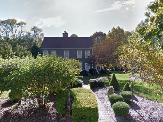 This Google Street View image shows the approximate location of 4 Cove Court in Moorestown. The property at this address changed hands in September 2019, when new owners bought the property for $687,500.