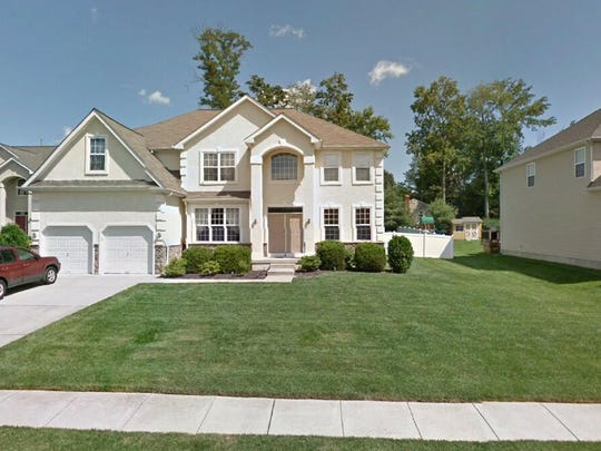 This Google Street View image shows the approximate location of 6 Enclave Court in Evesham. The property at this address changed hands in September 2019, when new owners bought the property for $525,000.