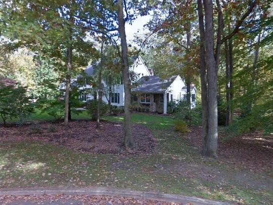 This Google Street View image shows the approximate location of 7 Kendle's Run Road in Moorestown. The property at this address changed hands in September 2019, when the new owners bought the property for $640,000.