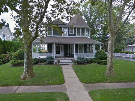 This Google Street View image shows the approximate location of 112 Worthington Ave. in Spring Lake. The property at this address changed hands in June 2019, when the new owner bought the property for $3,350,000.