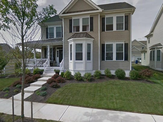 This Google Street View image shows the approximate location of 113 Adelphia Drive in Chesterfield. The property at this address changed hands in September 2019, when new owners bought the property for $460,000.