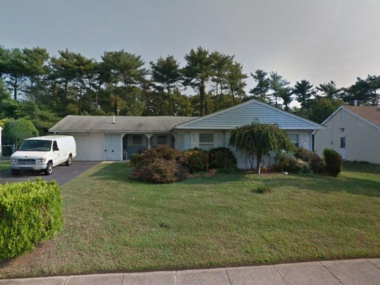 This Google Street View image shows the approximate location of 71 Triangle Lane in Willingboro. The property at this address changed hands in August 2019, when new owner bought the property for $146,600.