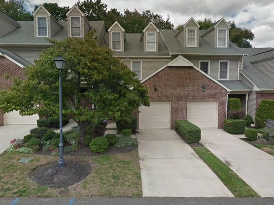 This Google Street View image shows the approximate location of 103 Berkshire Way in Evesham. The property at this address changed hands in September 2019, when new owner bought the property for $250,000.