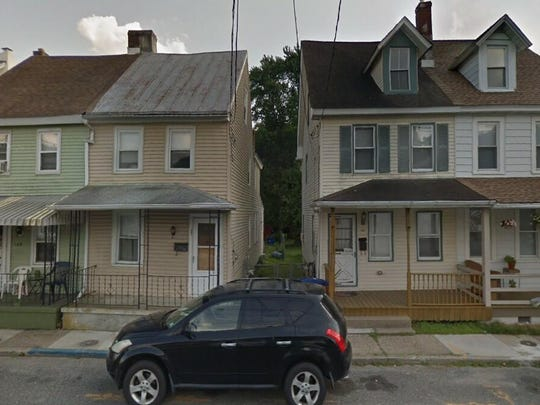 This Google Street View image shows the approximate location of 150 Rancocas Road in Mount Holly. The property at this address changed hands in August 2019, when new owner bought the property for $145,000.