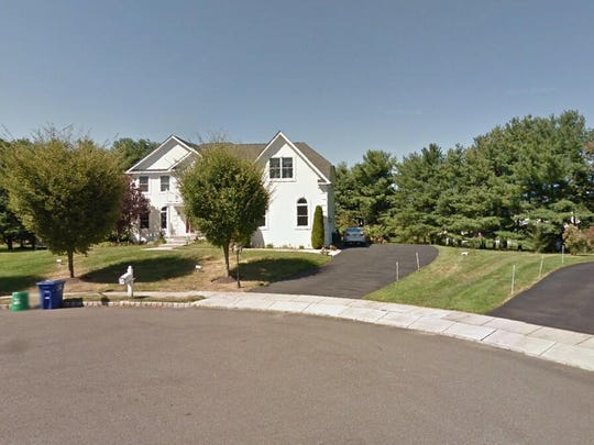This Google Street View image shows the approximate location of 9 Surrey Court in Mount Laurel. The property at this address changed hands in September 2019, when new owners bought the property for $615,000.