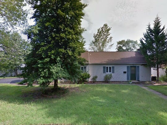 This Google Street View image shows the approximate location of 185 Fairfax Drive in Cinnaminson. The property at this address changed hands in August 2019, when new owner bought the property for $159,000.