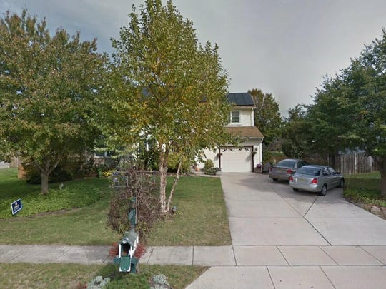 This Google Street View image shows the approximate location of 2110 Berwick Drive in Cinnaminson. The property at this address changed hands in September 2019, when new owners bought the property for $397,000.