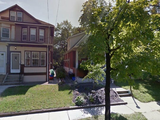 This Google Street View image shows the approximate location of 250 Crestmont Terrace in Collingswood. The property at this address changed hands in May 2019, when new owner bought the property for $270,000.