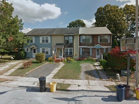 This Google Street View image shows the approximate location of 2278 Albert Court in Waterford. The property at this address changed hands in August 2019, when new owners bought the property for $147,000.