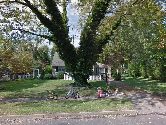 This Google Street View image shows the approximate location of 410 N. Stockton Ave. in Wenonah. The property at this address changed hands in August 2019, when new owners bought the property for $238,500.