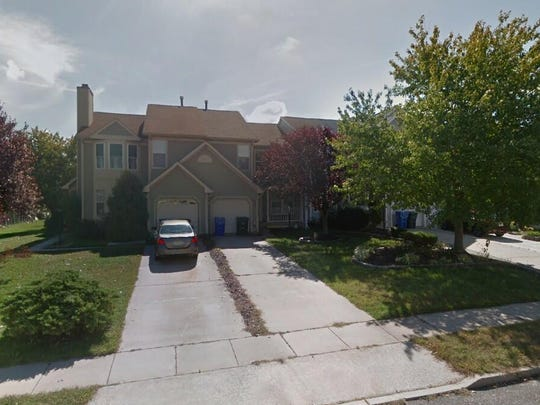 This Google Street View image shows the approximate location of 90 Hetton Court in Glassboro. The property at this address changed hands in October 2019, when new owners bought the property for $176,000.