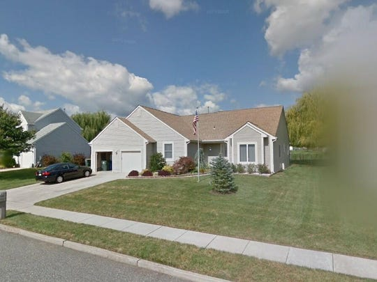 This Google Street View image shows the approximate location of 123 Persimmon St. in Glassboro. The property at this address changed hands in October 2019, when new owners bought the property for $225,000.