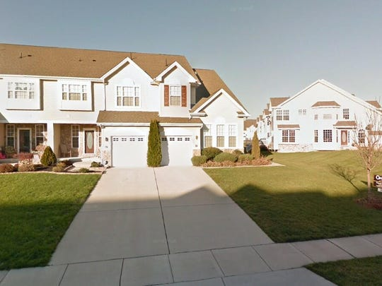 This Google Street View image shows the approximate location of 162 Westbrook Drive in Woolwich. The property at this address changed hands in September 2019, when new owners bought the property for $234,000.