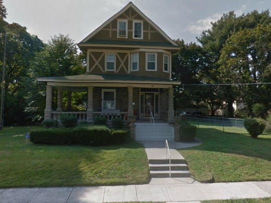 This Google Street View image shows the approximate location of 210 Dickinson Road in Glassboro. The property at this address changed hands in August 2019, when new owners bought the property for $220,000.