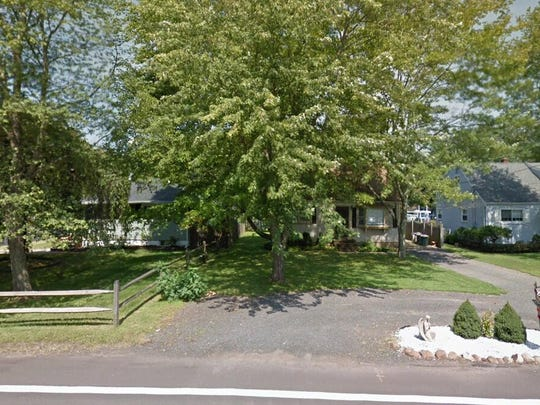This Google Street View image shows the approximate location of 1368 Valley Road in Long Hill. The property at this address changed hands in August 2019, when new owners bought the property for $296,000.