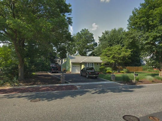 This Google Street View image shows the approximate location of 400 Old Tappan Road in Old Tappan. The property at this address changed hands in July 2019, when new owners bought the property for $539,900.