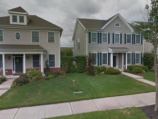 This Google Street View image shows the approximate location of 16 Gallop Way in Chesterfield. The property at this address changed hands in September 2019, when new owners bought the property for $355,000.