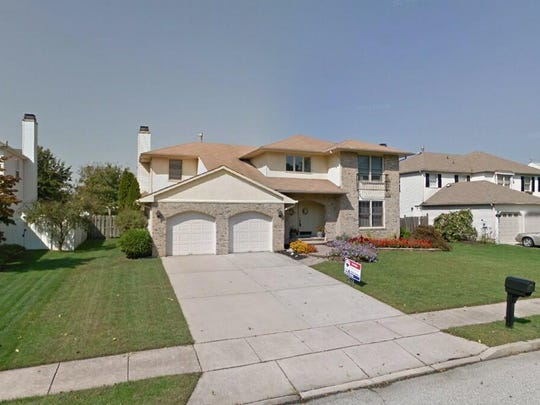 This Google Street View image shows the approximate location of 38 Michaelson Drive in Mount Laurel. The property at this address changed hands in September 2019, when new owner bought the property for $403,000.