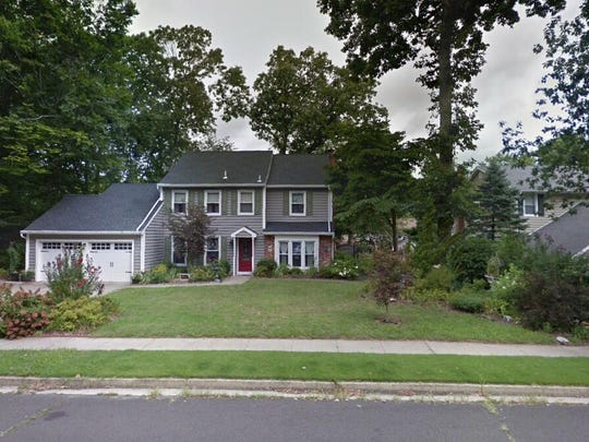 This Google Street View image shows the approximate location of 29 Whitechapel Drive in Mount Laurel. The property at this address changed hands in September 2019, when new owners bought the property for $320,000.