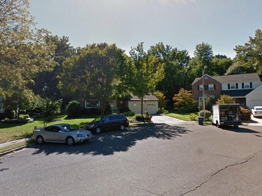 This Google Street View image shows the approximate location of 6 Telford Court in Mount Laurel. The property at this address changed hands in July 2019, when new owners bought the property for $395,000.