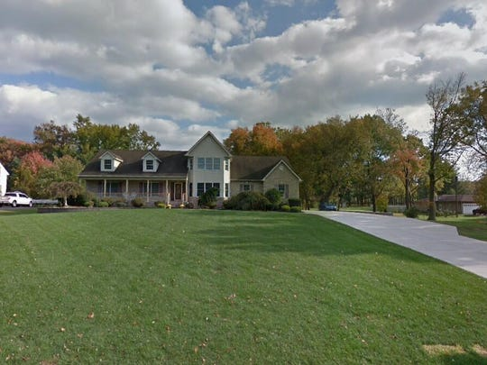 This Google Street View image shows the approximate location of 362 Friendship Road in East Greenwich. The property at this address changed hands in September 2019, when the new owners bought the property for $415,000.
