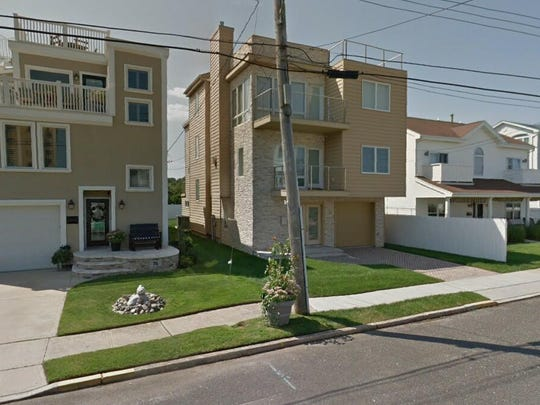 This Google Street View image shows the approximate location of 73 Marion Place in Long Branch. The property at this address changed hands in September 2019, when the new owners bought the property for $1,075,000.