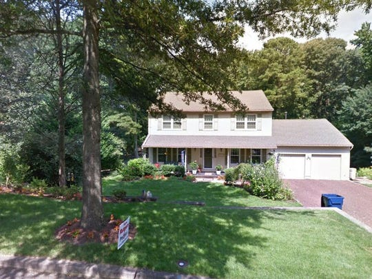 This Google Street View image shows the approximate location of 7 Ridgeview Court in Voorhees. The property at this address changed hands in August 2019, when new owners bought the property for $365,000.