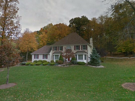 This Google Street View image shows the approximate location of 9 Rebecca Court in Randolph. The property at this address changed hands in September 2019, when the new owners bought the property for $605,000.
