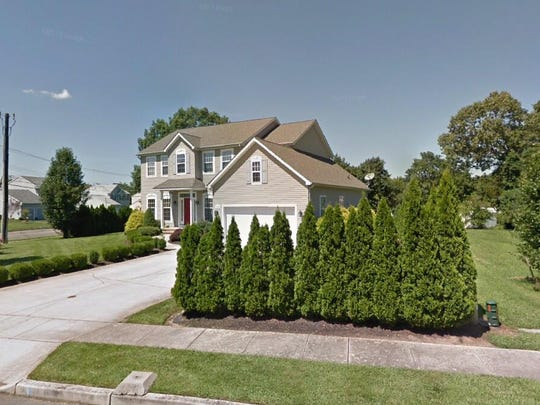 This Google Street View image shows the approximate location of 2700 Rolfhausen Court in Vineland. The property at this address changed hands in October 2019, when the new owner bought the property for $269,900.