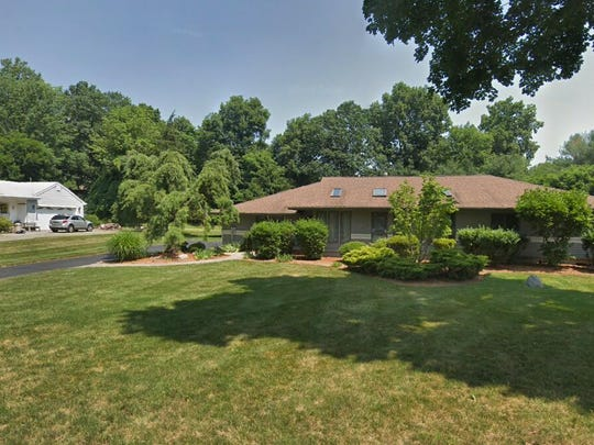 This Google Street View image shows the approximate location of 31 Brook Road in Upper Saddle River. The property at this address changed hands in July 2019, when new owners bought the property for $930,000.