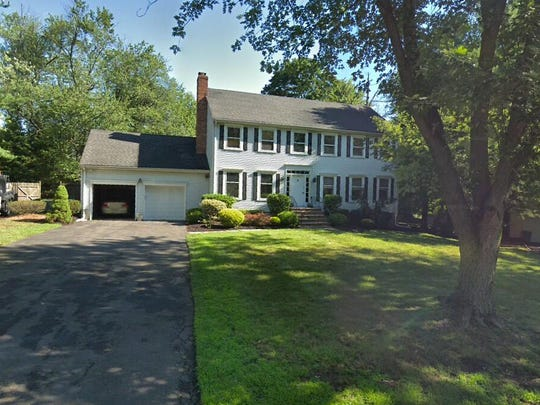This Google Street View image shows the approximate location of 706 Rock Ridge Road in Rivervale. The property at this address changed hands in September 2019, when new owners bought the property for $602,500.