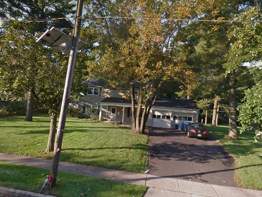 This Google Street View image shows the approximate location of 32 Heather Drive in Franklin. The property at this address changed hands in October 2019, when new owners bought the property for $390,000.