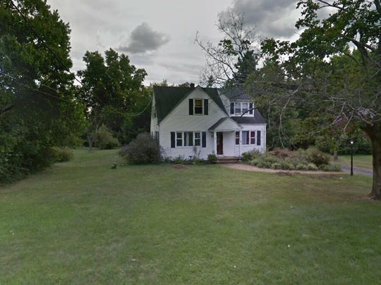 This Google Street View image shows the approximate location of 38 Valley Road in Hillsborough. The property at this address changed hands in September 2019, when new owner bought the property for $385,000.