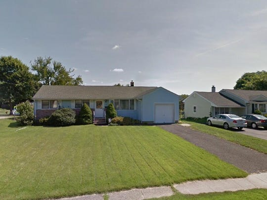 This Google Street View image shows the approximate location of 260 Weiss Terrace in Raritan. The property at this address changed hands in August 2019, when new owners bought the property for $330,000.