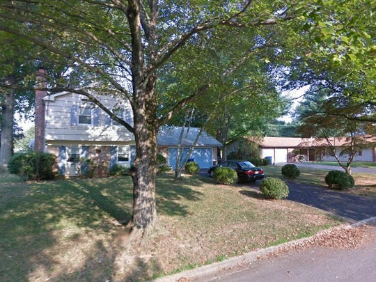 This Google Street View image shows the approximate location of 10 Trebing Court in Willingboro. The property at this address changed hands in June 2019, when new owners bought the property for $205,000.