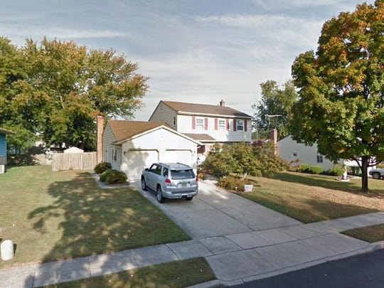 This Google Street View image shows the approximate location of 9 Kennington Road in Evesham. The property at this address changed hands in October 2019, when new owner bought the property for $315,000.