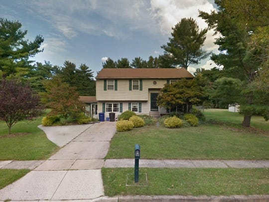 This Google Street View image shows the approximate location of 10 White Pine Drive in Medford. The property at this address changed hands in September 2019, when new owners bought the property for $272,500.