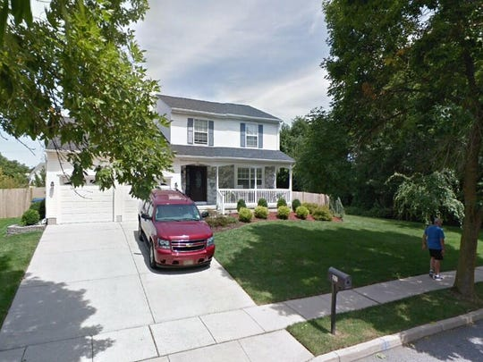 This Google Street View image shows the approximate location of 21 Phoenix Road in Evesham. The property at this address changed hands in September 2019, when new owner bought the property for $342,500.