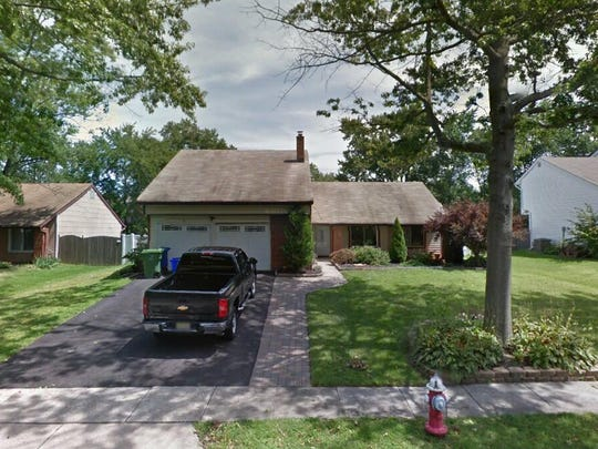 This Google Street View image shows the approximate location of 18 Palmetto Ave. in Evesham. The property at this address changed hands in October 2019, when new owner bought the property for $292,000.