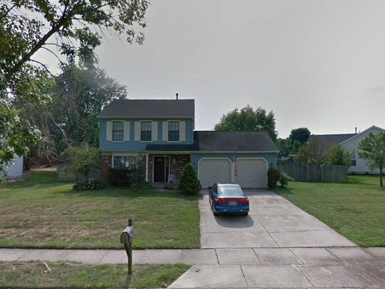 This Google Street View image shows the approximate location of 126 Peabody Lane in Evesham. The property at this address changed hands in October 2019, when new owners bought the property for $285,000.
