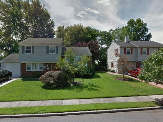 This Google Street View image shows the approximate location of 38 Abington Ave. in Evesham. The property at this address changed hands in September 2019, when new owners bought the property for $230,000.