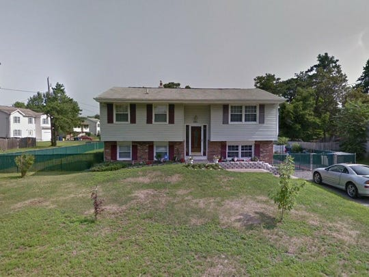 This Google Street View image shows the approximate location of 901 Red Feather Tr in Pemberton Township. The property at this address changed hands in September 2019, when new owner bought the property for $221,000.