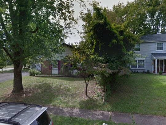 This Google Street View image shows the approximate location of 56 Peartree Lane in Willingboro. The property at this address changed hands in July 2019, when new owners bought the property for $177,000.