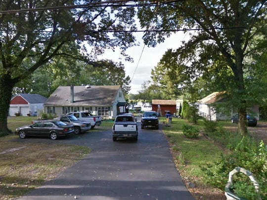 This Google Street View image shows the approximate location of 6 Pine Lane in Willingboro. The property at this address changed hands in August 2019, when new owner bought the property for $106,000.